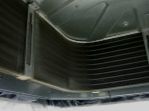 熱交換器の汚れ具合