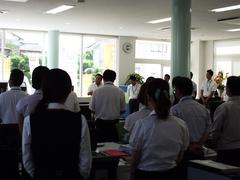 朝礼.jpgのサムネール画像